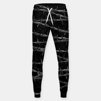 Thumbnail image of Bouquets of Barbed Wire Sweatpants, Live Heroes