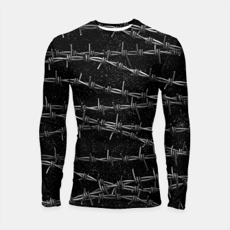 Bouquets of Barbed Wire Longsleeve rashguard  thumbnail image