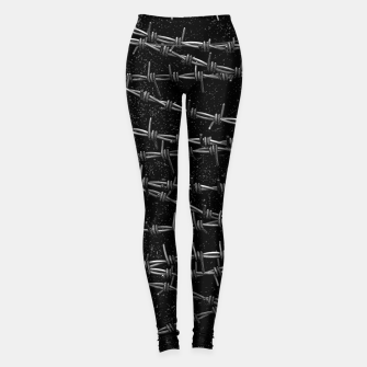 Bouquets of Barbed Wire Leggings thumbnail image