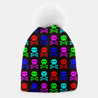 Thumbnail image of Calaveras Pixel Gorro, Live Heroes