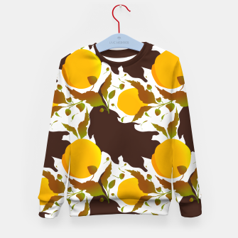 Miniature de image de Closed roses bud on white Sudadera para niños, Live Heroes