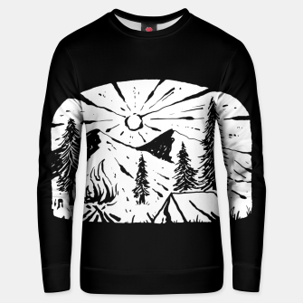 Thumbnail image of Nature Lover Unisex sweater, Live Heroes