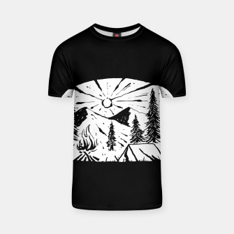 Thumbnail image of Nature Lover T-shirt, Live Heroes