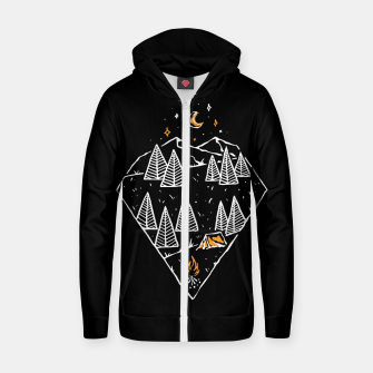 Thumbnail image of Enjoy Place Zip up hoodie, Live Heroes