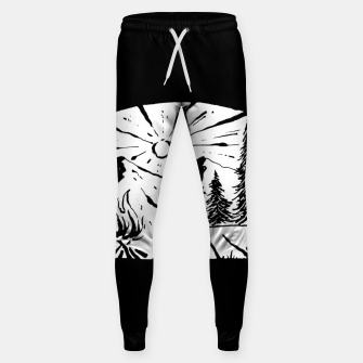 Thumbnail image of Nature Lover Sweatpants, Live Heroes