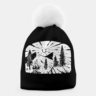 Thumbnail image of Nature Lover Beanie, Live Heroes