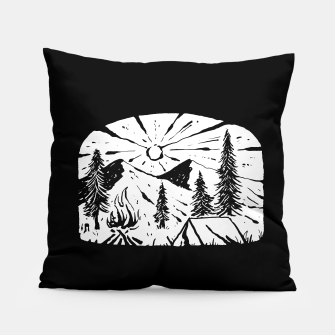 Thumbnail image of Nature Lover Pillow, Live Heroes