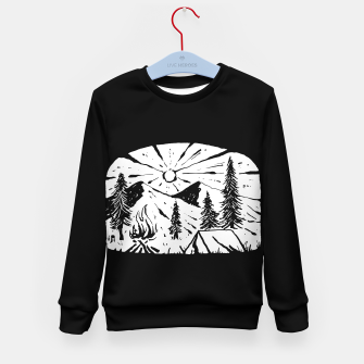 Thumbnail image of Nature Lover Kid's sweater, Live Heroes
