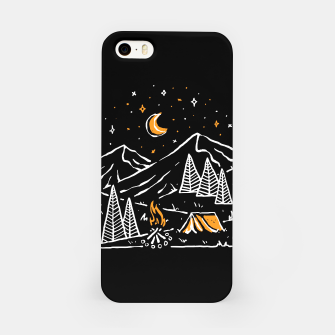 Thumbnail image of Night Relax iPhone Case, Live Heroes