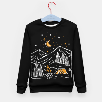 Thumbnail image of Night Relax Kid's sweater, Live Heroes