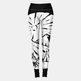 Thumbnail image of Relaxation Leggings, Live Heroes