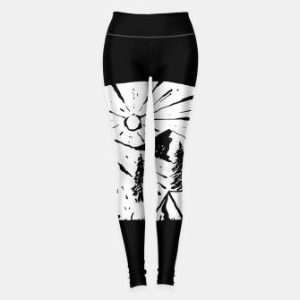 Thumbnail image of Nature Lover Leggings, Live Heroes