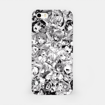 Thumbnail image of Manga ahegao iPhone Case, Live Heroes