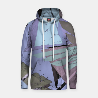 Thumbnail image of Broken window pane Hoodie, Live Heroes