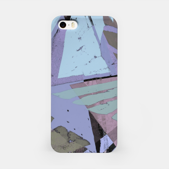 Thumbnail image of Broken window pane iPhone Case, Live Heroes