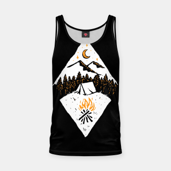 Thumbnail image of Beauty Night Tank Top, Live Heroes