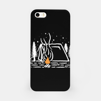 Thumbnail image of Tent Lines iPhone Case, Live Heroes