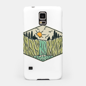 Thumbnail image of Beauty Waterfall Samsung Case, Live Heroes