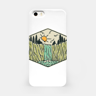 Thumbnail image of Beauty Waterfall iPhone Case, Live Heroes