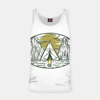 Thumbnail image of Camp Tank Top, Live Heroes