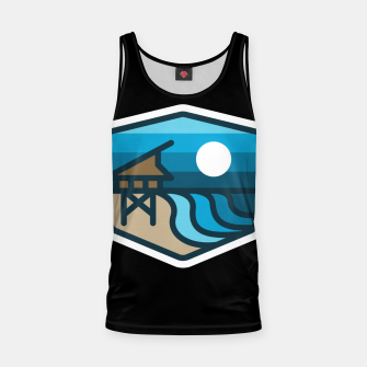 Thumbnail image of Beach Bold Tank Top, Live Heroes