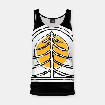 Thumbnail image of Tree and Sun Tank Top, Live Heroes