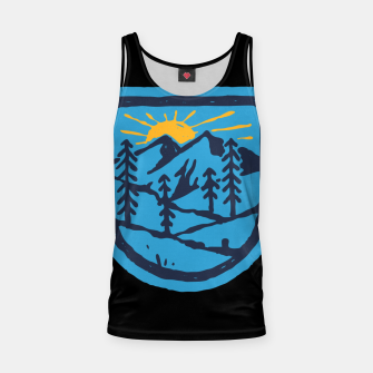 Thumbnail image of Great Nature Tank Top, Live Heroes