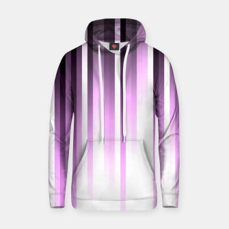 Thumbnail image of Ultra violet madness, dark shades lines print  Hoodie, Live Heroes
