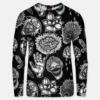 Thumbnail image of Mix Unisex sweater, Live Heroes