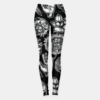 Thumbnail image of Mix Leggings, Live Heroes