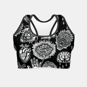 Thumbnail image of Mix Crop Top, Live Heroes
