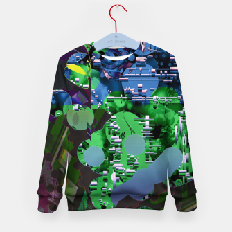 Thumbnail image of Worny Kid's sweater, Live Heroes