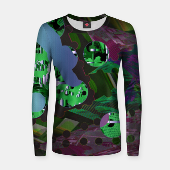 Thumbnail image of Worny Women sweater, Live Heroes