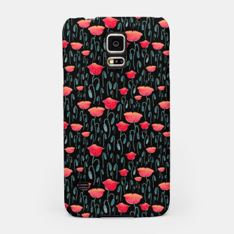 Thumbnail image of Poppy Field Samsung Case, Live Heroes