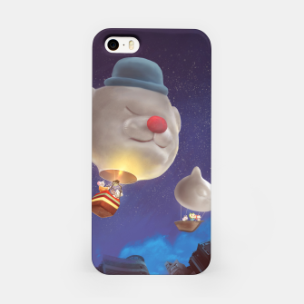 Thumbnail image of Hot Air Balloon iPhone Case, Live Heroes