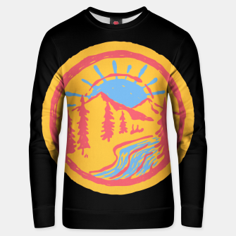 Thumbnail image of River Unisex sweater, Live Heroes