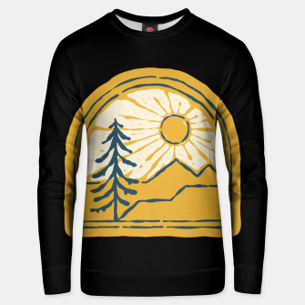 Thumbnail image of Beauty Nature Unisex sweater, Live Heroes