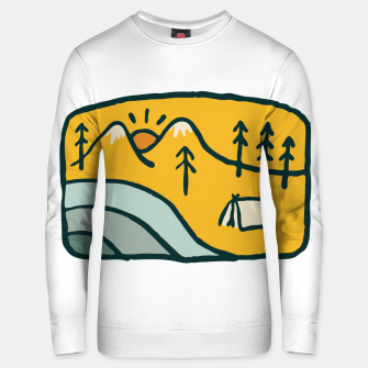 Thumbnail image of Sweet Home Unisex sweater, Live Heroes
