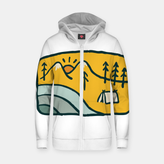 Thumbnail image of Sweet Home Zip up hoodie, Live Heroes