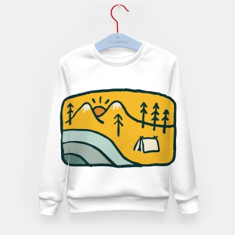 Thumbnail image of Sweet Home Kid's sweater, Live Heroes