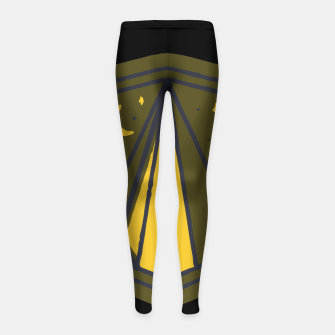 Thumbnail image of Beauty Night Girl's leggings, Live Heroes