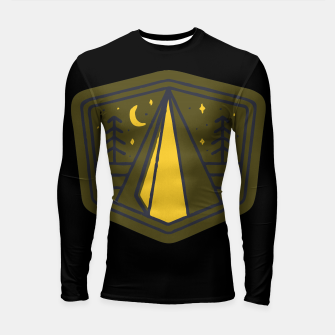 Thumbnail image of Beauty Night Longsleeve rashguard , Live Heroes