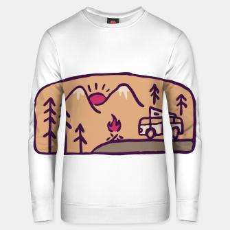 Thumbnail image of Adventurer Unisex sweater, Live Heroes