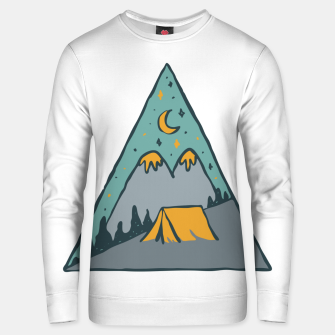 Thumbnail image of Camp Triangle Unisex sweater, Live Heroes