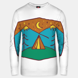 Thumbnail image of Camp Night Unisex sweater, Live Heroes