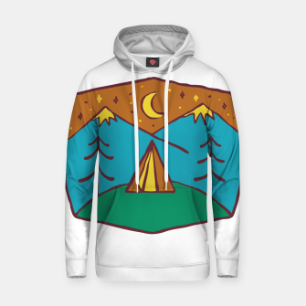 Thumbnail image of Camp Night Hoodie, Live Heroes
