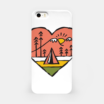 Thumbnail image of Camping in Love iPhone Case, Live Heroes
