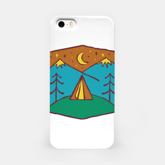 Thumbnail image of Camp Night iPhone Case, Live Heroes