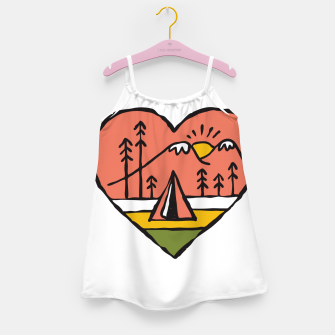 Thumbnail image of Camping in Love Girl's dress, Live Heroes