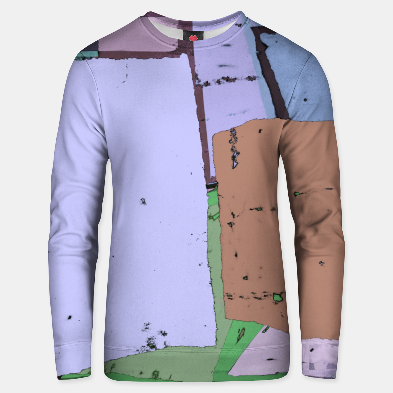 Image of Urban Unisex sweater - Live Heroes